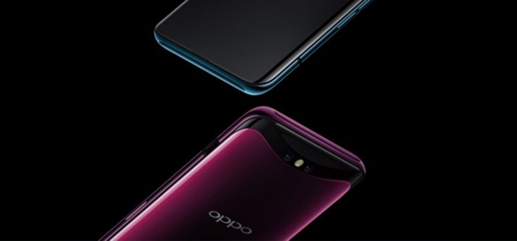 Oppo launches it's Flagship model -  Oppo Find X